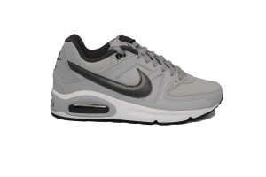 NIKE AIR MAX COMMAND LEATHER - 749760-012 - Sneakers bassa uomo in pelle