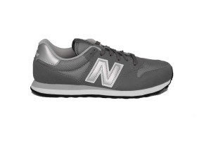 NEW BALANCE - GM500GRY - Sneakers uomo bassa in pelle