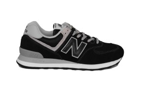 NEW BALANCE - ML574EGK - Sneakers uomo bassa in camoscio