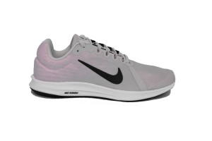 NIKE WMNS DOWNSHIFTER 8 - 908994-013 - Sneakers donna bassa in tessuto