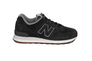NEW BALANCE - ML574EPC - Sneakers uomo bassa in camoscio