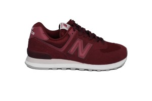 NEW BALANCE - ML574ETD - Sneakers uomo bassa in camoscio