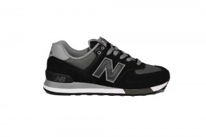 NEW BALANCE - ML574FNA - Sneakers bassa uomo in camoscio
