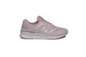 NEW BALANCE - CW997HCD - Sneakers donna bassa in camoscio