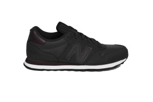NEW BALANCE - GM500NVB - Sneakers uomo bassa in pelle