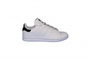 ADIDAS STAN SMITH J - EE7570 - Sneakers bassa bambino in pelle