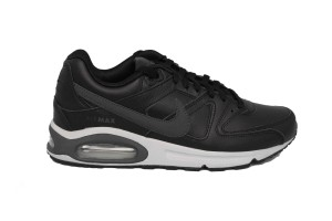 NIKE AIR MAX COMMAND LEATHER - 749760-001 - Sneakers bassa uomo in pelle