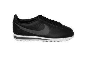 NIKE CLASSIC CORTEZ LEATHER - 749571-011 - Sneakers uomo basse in pelle
